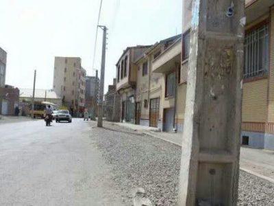 عدم همکاری اهالی منطقه با شهرداری علت اصلی ناتمام ماندن پروژه خیابان جنت