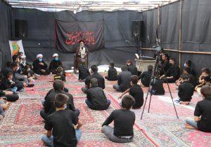 مراسم احلی من العسل در بناب برگزار شد+ تصاویر / مدیر آموزش و پرورش بناب: ضرورت ترویج درس های عاشورا  در بین دانش آموزان