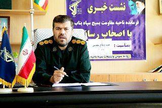 «دفاع مقدس، لیله القدرِ انقلاب اسلامی بود / برگزاری بیش از ۱۰۰ برنامه همزمان با هفته دفاع مقدس در شهرستان بناب