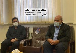 دیدار و گفتگوی اعضای انجمن حمایت از زندانیان شهرستان بناب با دادستان بناب+ تصاویر/ دادستان بناب: ضرورت حمایت از زندانیان پس از آزادی