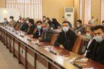 جلسه توجیهی و آموزش سامانه جامع تجارت و انبار در شهرستان بناب برگزار شد+ تصاویر